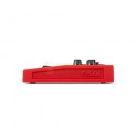 Akai MPK Mini MK3 - 25-toetsen mini midi controller zijkant 2