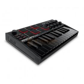 Akai MPK Mini MK3 black schuin