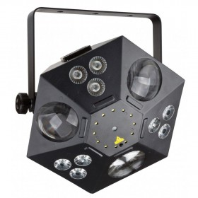 JB Systems Alien 5-in-1 LED-effect Projector Verlichting voorkant