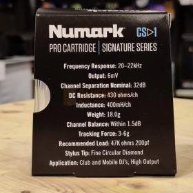 achterkant verpakking Numark CS-1 element - Pro DJ Naald
