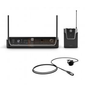 LD Systems U300 BPL serie - Draadloos microfoonsysteem met bodypack en lavaliermicrofoon