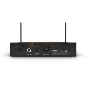 LD Systems U300 BPL serie - Draadloos microfoonsysteem achterkant 2