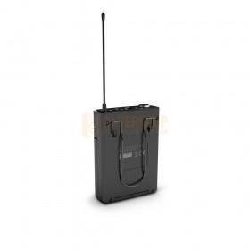 LD Systems U300 BPL serie - Draadloos microfoonsysteem met bodypack achterkant