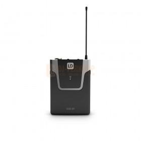 LD Systems U300 BPL serie - Draadloos microfoonsysteem met bodypack voorkant