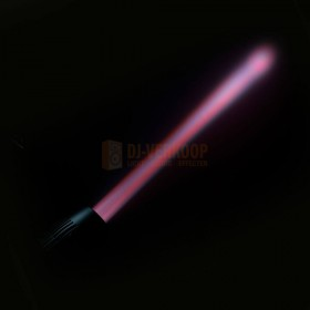 Cameo Q-SPOT 40 RGBW - Compacte spot met 40W RGBW LED in zwarte behuizing beam: violet
