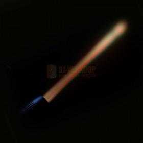 Cameo Q-SPOT 40 RGBW - Compacte spot met 40W RGBW LED in zwarte behuizing beam: Pink