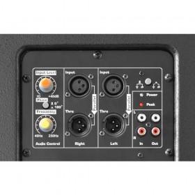 """Vexus SWP15 - 15"""" Pro Actieve Subwoofer 800W aansluitingen"""