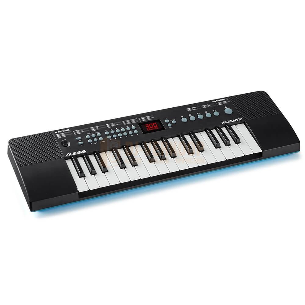Alesis Harmony 32 - draagbaar toetsenbord met 32 toetsen met ingebouwde luidsprekers
