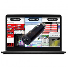 Beamz SUSHI-DS - DMX Interface 128 kanalen