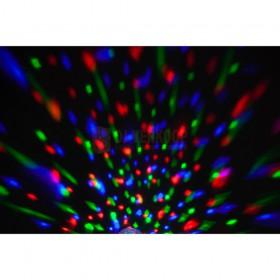 Ibiza Light COMBI-FX2 - 4-IN-1 licht effect met astro, waterwave, uv & strobe  licht effect