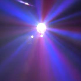 effect Ibiza Light COMBI-LAS - ASTRO-Strobe-Laser 3-IN-1 Combi-lichteffect