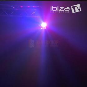 effect 2 Ibiza Light COMBI-LAS - ASTRO-Strobe-Laser 3-IN-1 Combi-lichteffect