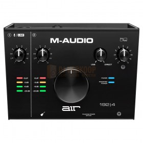 bovenkant Air 192|4 - 2-in / 2-uit 24/192 USB-audio-interface