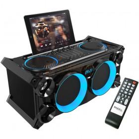 Ibiza Sound SPLBOX200-BK - Partyspeaker met Bluetooth