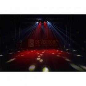 Max Partybar12 - Set 2x PAR en 2 x Derby licht effect