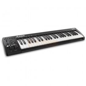 Alesis Q49 MKII - 49-toetsen USB-MIDI-toetsenbordcontroller
