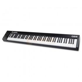 Alesis Q88 MKII - 88-toetsen USB-MIDI-toetsenbordcontroller