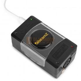 BeamZ USB DMX Interface met Light Rider/ESA2 met usb kabel