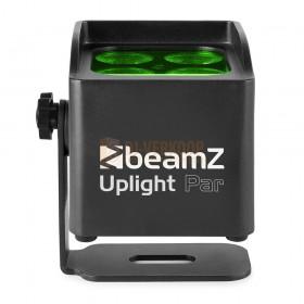 Beamz BBP44 - Mini Battery Uplight IP65 voorkant