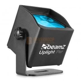 Beamz BBP44 - Mini Battery Uplight IP65 hoek