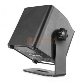 Beamz BBP44 - Mini Battery Uplight IP65 hoek achterkant