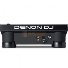 Achterkant aansluitingen Denon DJ LC6000 Prime - Performance uitbreiding controller