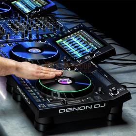 Gebruikers voorbeeld 1 Denon DJ LC6000 Prime - Performance uitbreiding controller