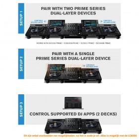 Mogelijkheden Denon DJ LC6000 Prime - Performance uitbreiding controller