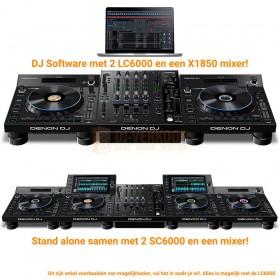 Mogelijkheden 3 Denon DJ LC6000 Prime - Performance uitbreiding controller