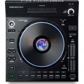 Bovenkant Denon DJ LC6000 Prime - Performance uitbreiding controller