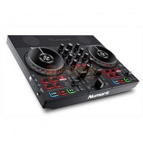 Numark Party Mix Live - DJ-Controller met ingebouwde lichtshow en luidsprekers