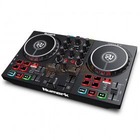 Numark PARTYMIX MKII - DJ Controller met ingebouwde lichtshow