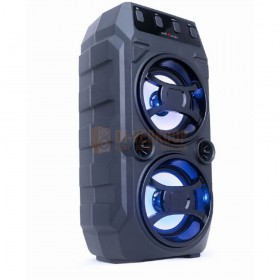 GMB Audio SPK-BT-13 - Bluetooth Party-speaker met karaokefunctie