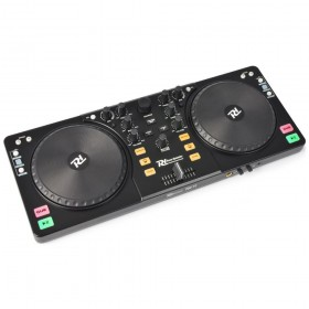 Power Dynamics PDC-10 Midi controller - Inclusief MixVibes Cross DJ-software