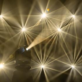 Cameo AURO® SPOT Z300 - LED Spot Moving Head  show 5