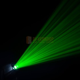 Cameo AURO® SPOT Z300 - LED Spot Moving Head  groen