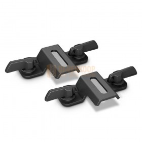 Cameo AURO® SPOT Z300 - LED Spot Moving Head  bevestiging platen ophang beugels
