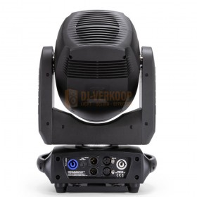Cameo AURO® SPOT Z300 - LED Spot Moving Head  achterkant aansluiting