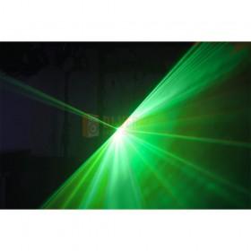 Ibiza Light LZR60G - Groene DMX laser 60MW show stand groene laser