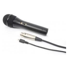 Power Dynamics PDS-USB - Microfoon met USB geluidskaart en XLR