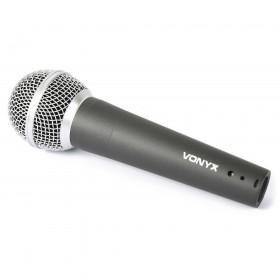 Vonyx DM58 Dynamische microfoon vocaal - schuin