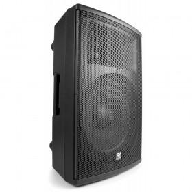 """Power Dynamics PD415A Bi-amplified actieve speaker 15"""" 1400W voorzijde aanzicht"""