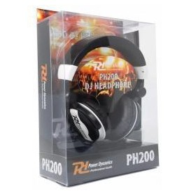 Power Dynamics PH200 - DJ Hoofdtelefoon Wit