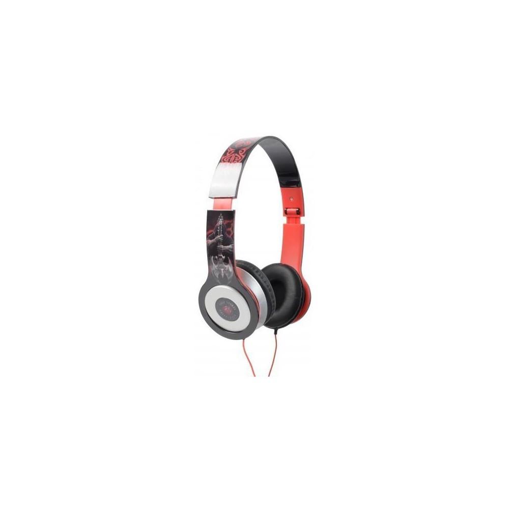 AS-HP2500 Koptelefoon Rock God met ingebouwde microfoon