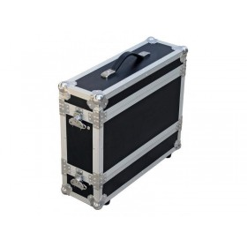 JV Case MICRO CASE 3U Flightcase - recht op met handvat