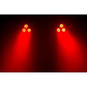 JB Systems Party Bar - 4-in-1 lichteffect voor mobiele dj's par