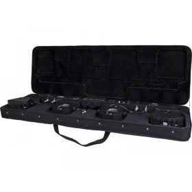 JB Systems Party Bar - 4-in-1 lichteffect voor mobiele dj's incl case