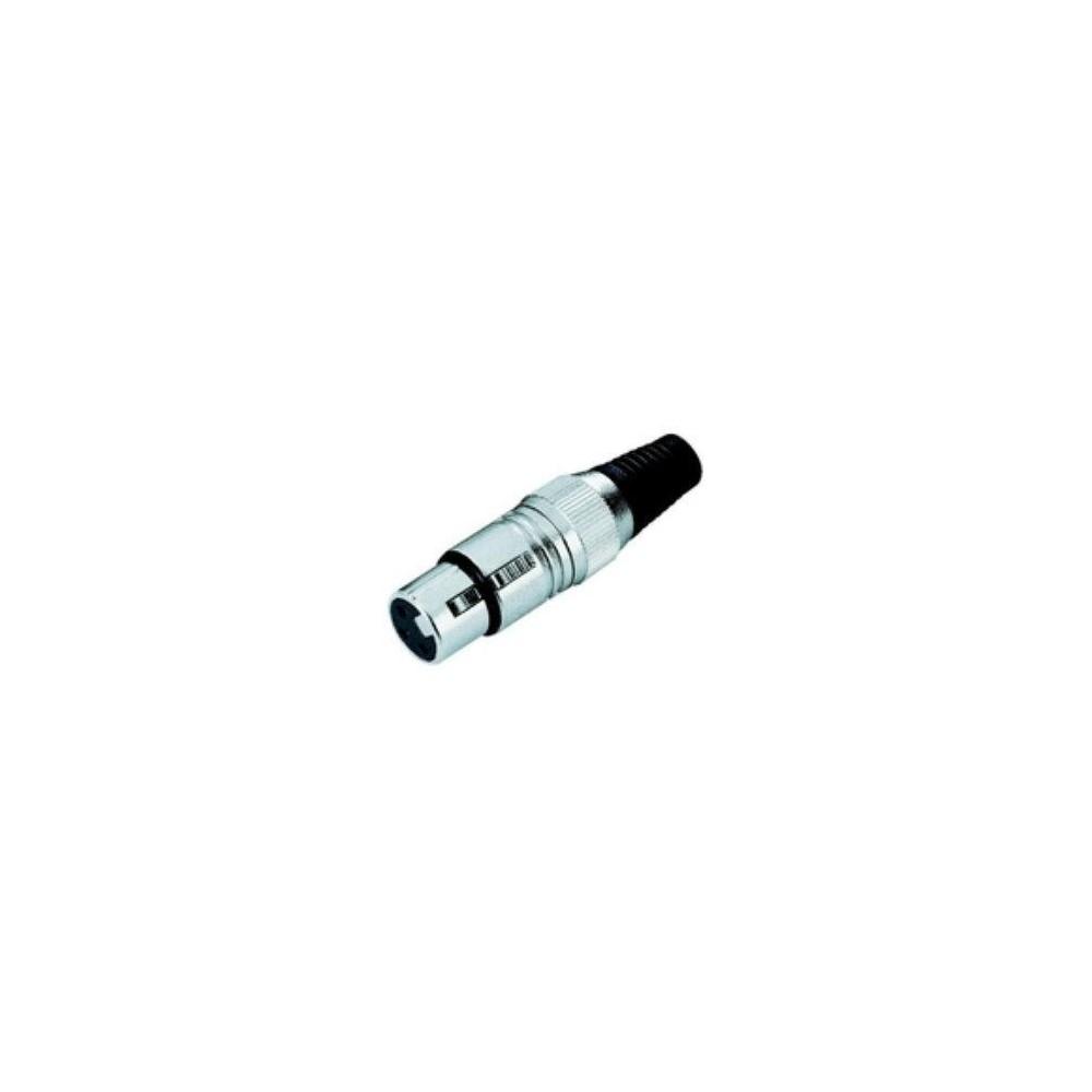 Op is Op - Adam Hall Connectors 7847 - XLR Plug female