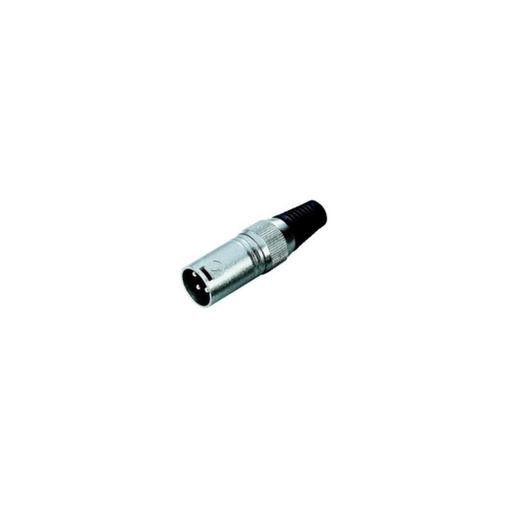 Adam Hall Connectors 7848 - XLR Plug male