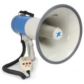 VONYX MEG055 Megafoon 55W Record BT Microfoon - overzicht